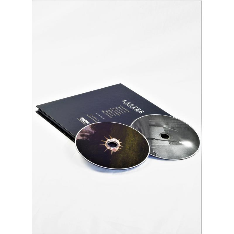 Laster - Het Wassen Oog Book 2-CD