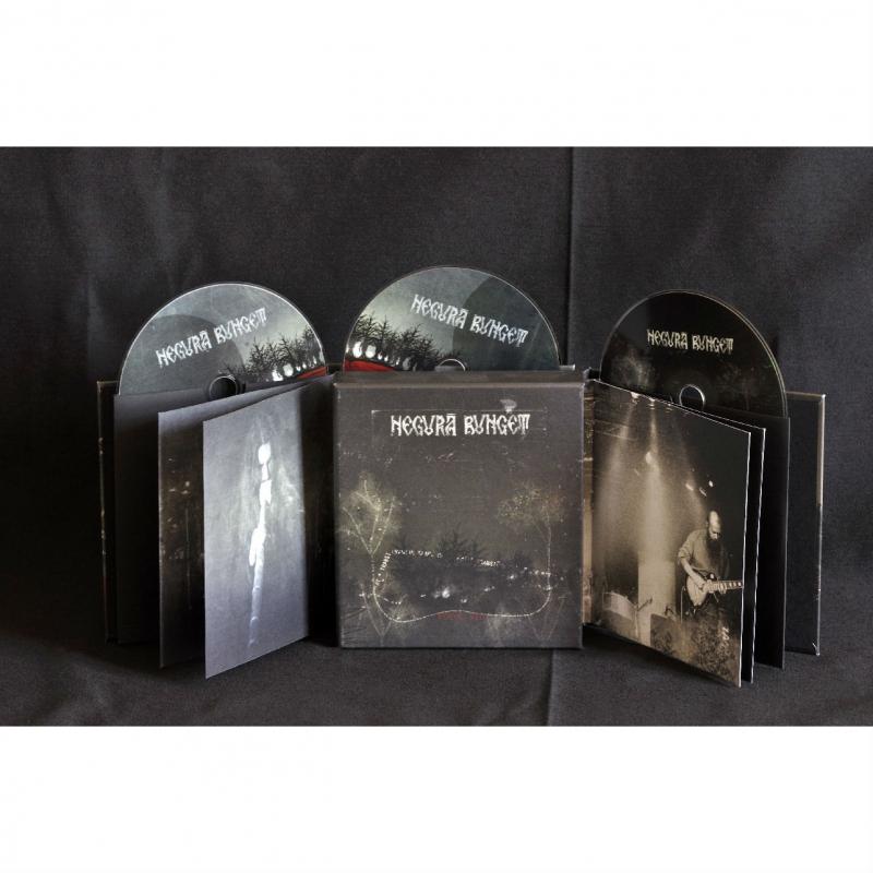 Negura Bunget - Focul Viu CD-2 Digibook