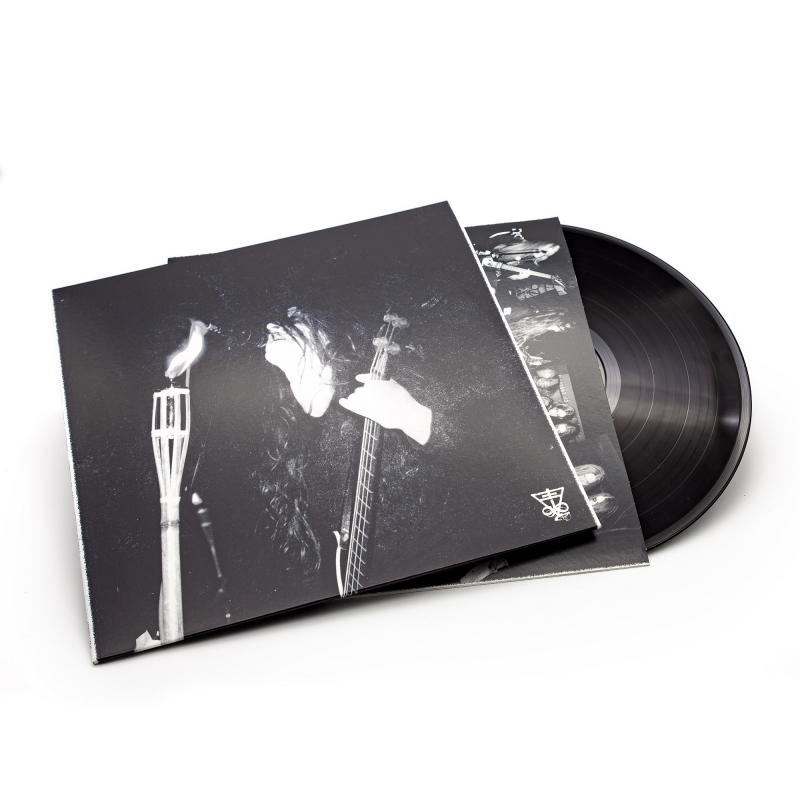 Secrets Of The Moon - Live In Bitterfeld Vinyl LP  |  Black
