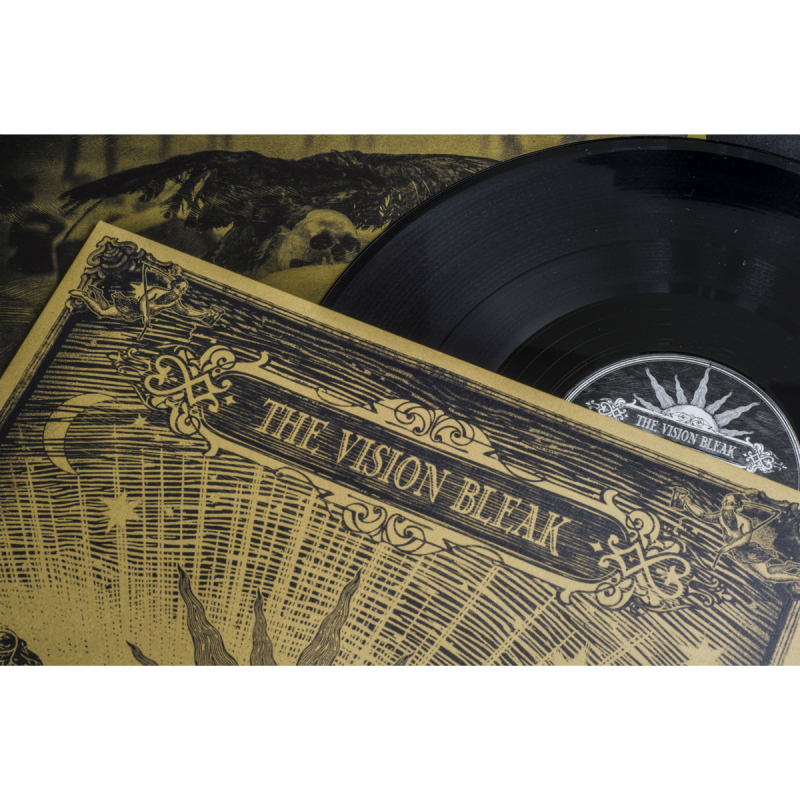 The Vision Bleak - The Kindred Of The Sunset Vinyl LP