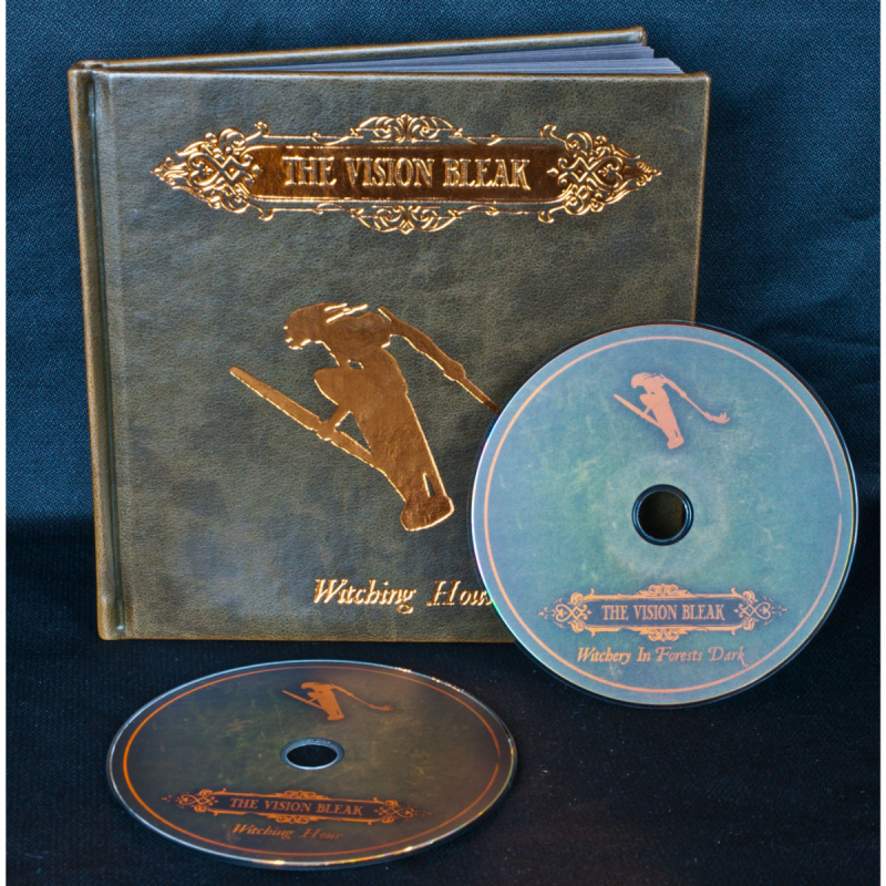 The Vision Bleak - Witching Hour CD