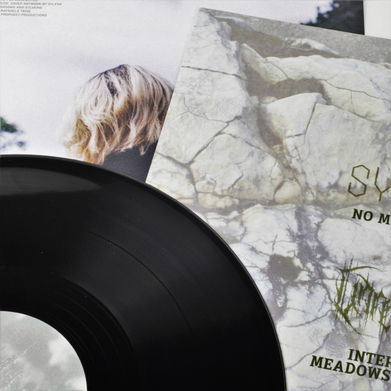 Unreqvited - Time Without End (Sylvaine / Unreqvited) Vinyl LP     Black