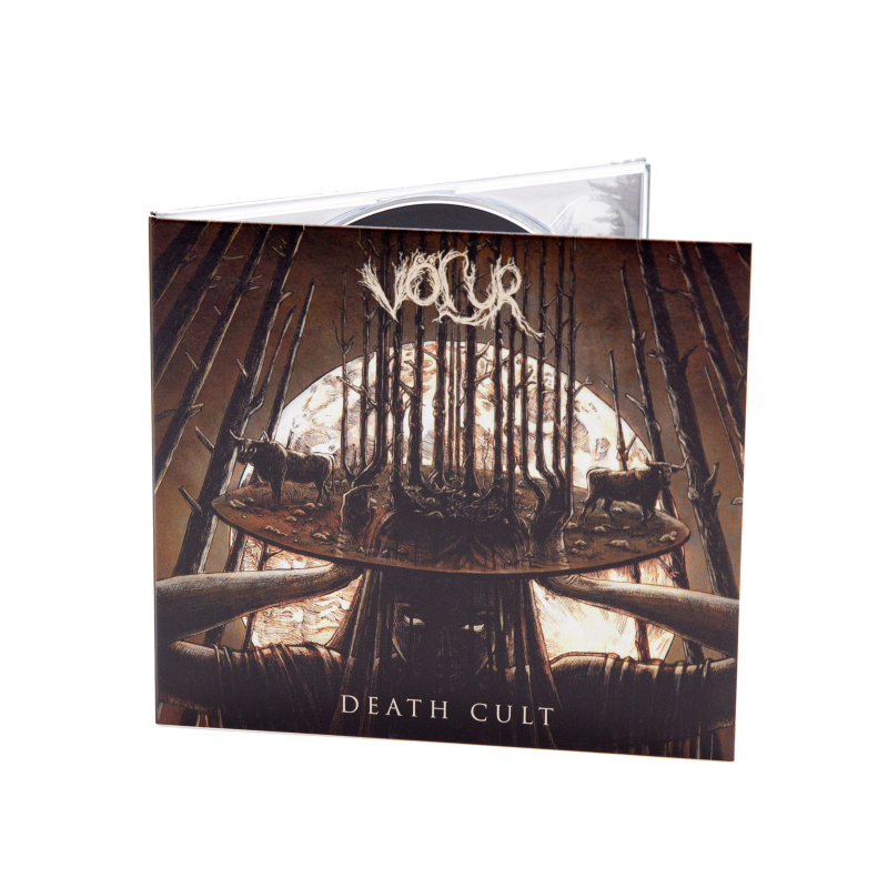 Völur - Death Cult CD Digipak