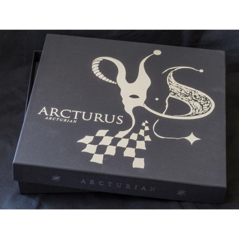 Arcturus - Arcturian CD Digipak