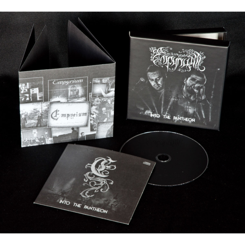 Empyrium - Into The Pantheon DVD+Blu-ray+CD Box