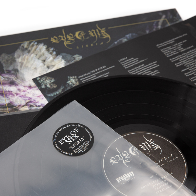 Eye Of Nix - Ligeia Vinyl LP  |  Black