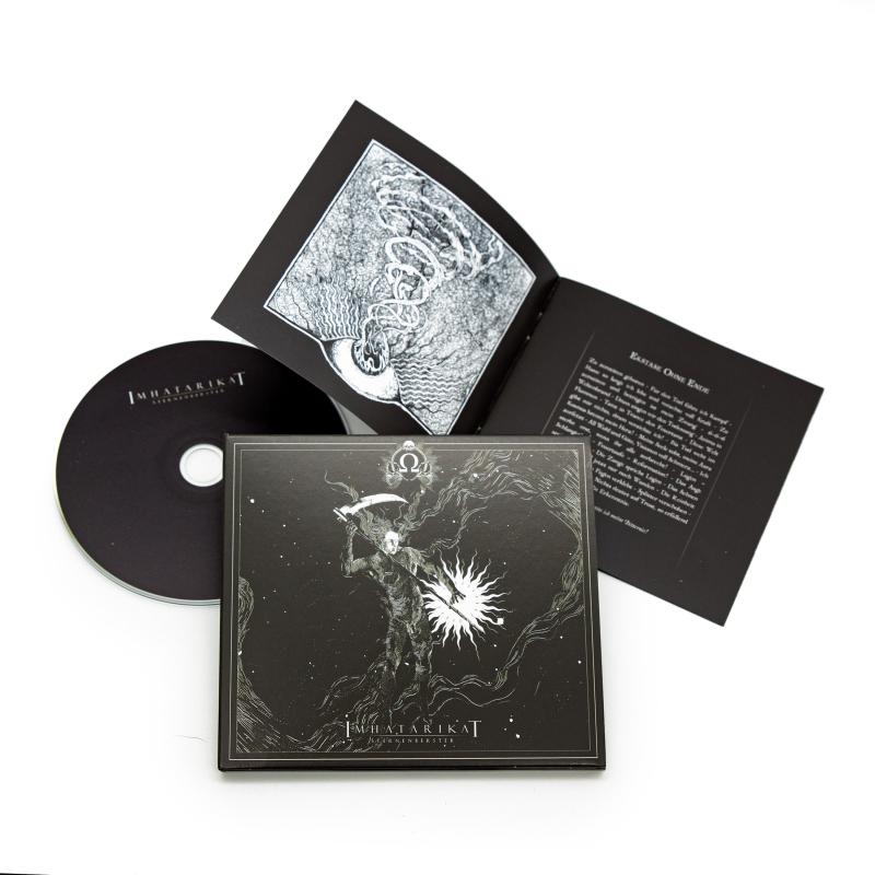 Imha Tarikat - Sternenberster CD Digipak