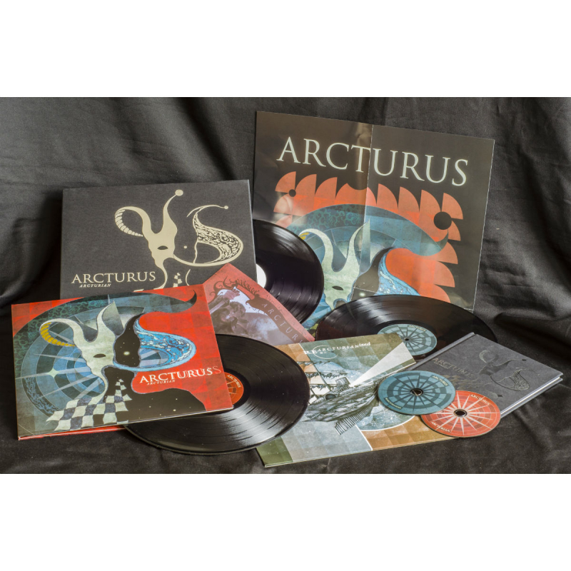 Arcturus - Arcturian Book 2-CD