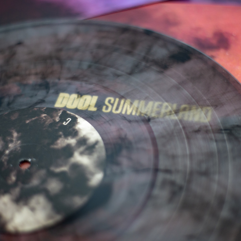 Dool - Summerland Vinyl 2-LP Gatefold  |  Clear-black marble