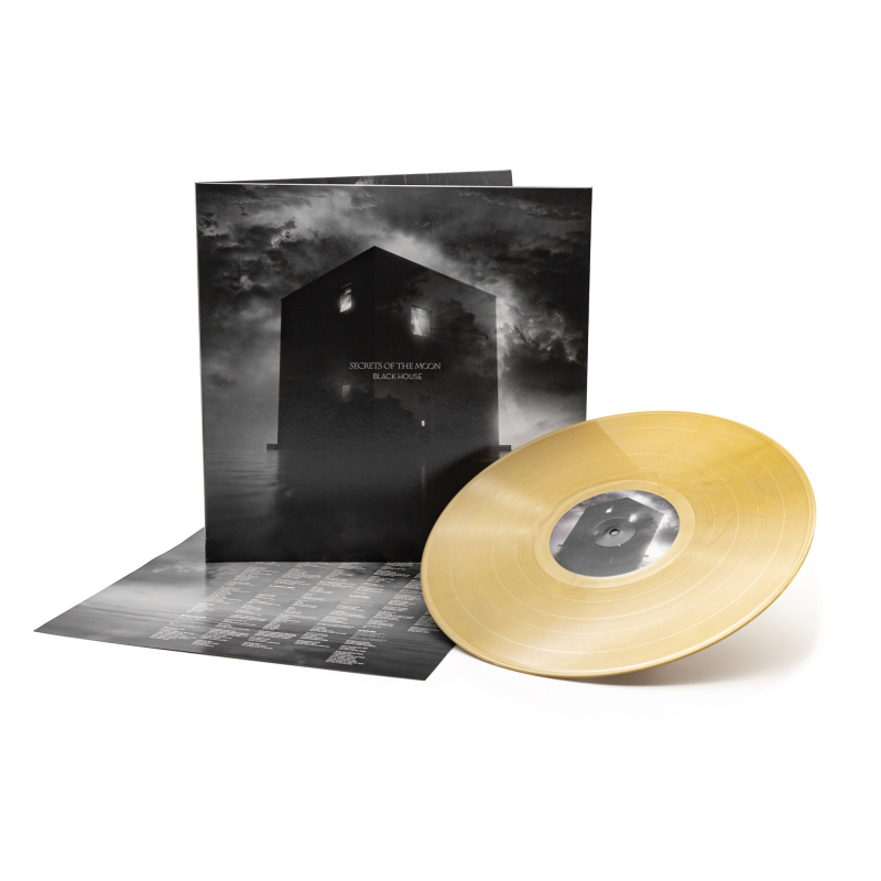 Secrets Of The Moon - Black House Complete Box  |  Gold